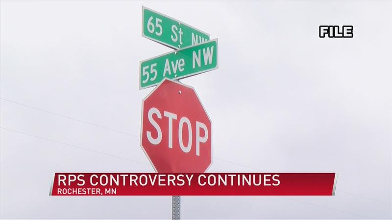 RPS proposed land donation controversy