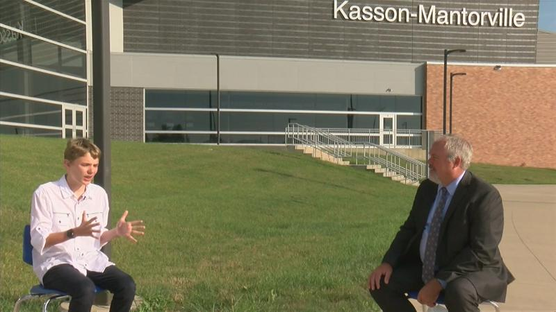 VIDEO: Kasson-Mantorville superintendent addresses concerns for the new school year
