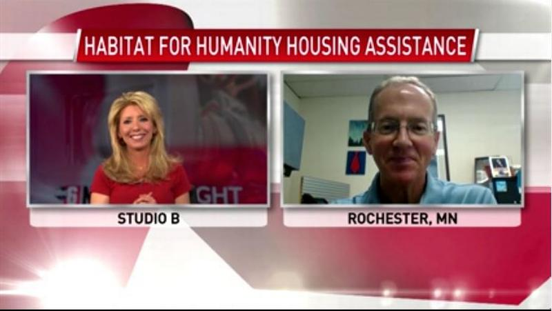 VIDEO: Two Rivers Habitat for Humanity housing assistance