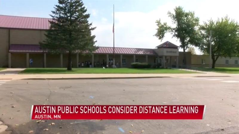 Austin Public Schools looking at distance learning for grades K-6