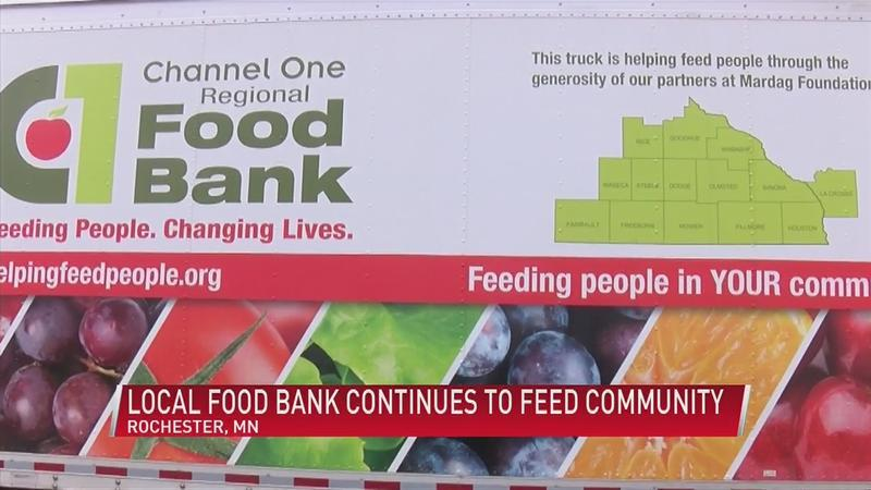 Channel One expands hunger programs in Rochester Public Schools