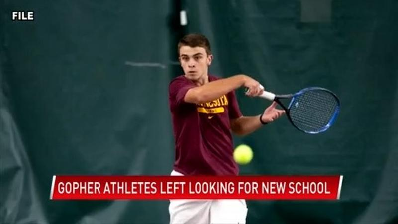 Gopher athletes left looking for new school