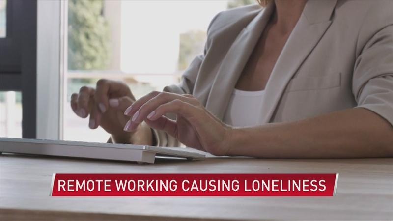 How to manage loneliness while working from home