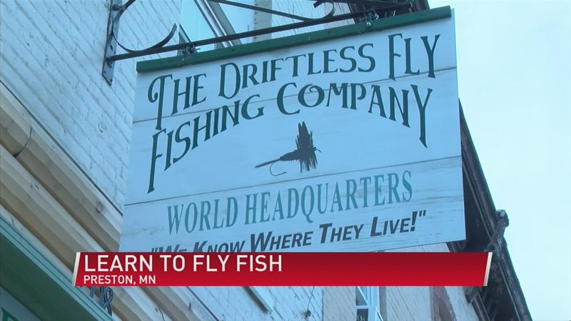 Preston shop takes the mystery out of fly fishing