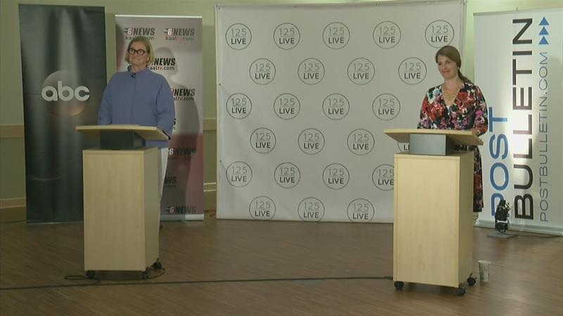Rochester City Council President candidate debate |