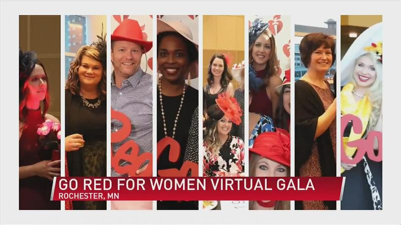 Rochester Go Red For Women Gala goes Virtual