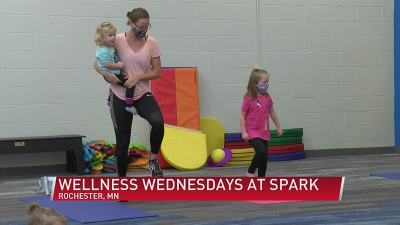 Spark launches new program focusing on health and wellness