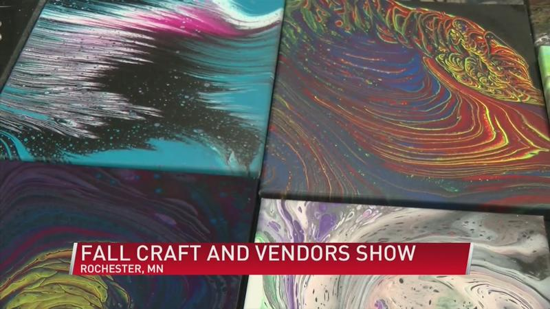 The Fall Spectacular: Craft and Vendor Show gives artists a chance to showcase work inspite of pandemic