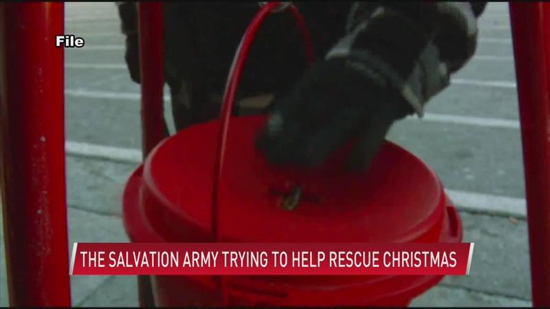 Salvation Army gets head start on holiday campaign