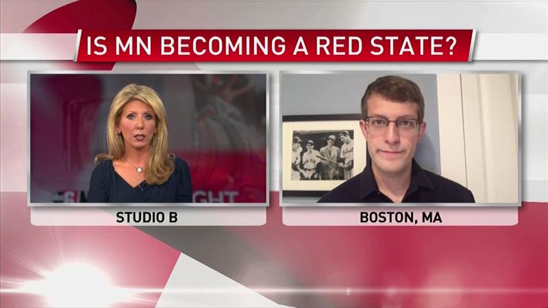 VIDEO: Could MN be a red state? Elections analyst goes in-depth