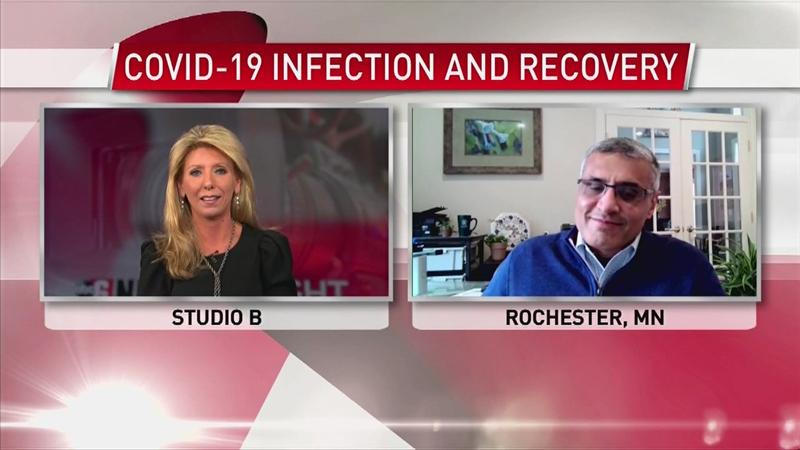 VIDEO: Mayo Clinic emergency physician goes in-depth on his COVID-19 recovery