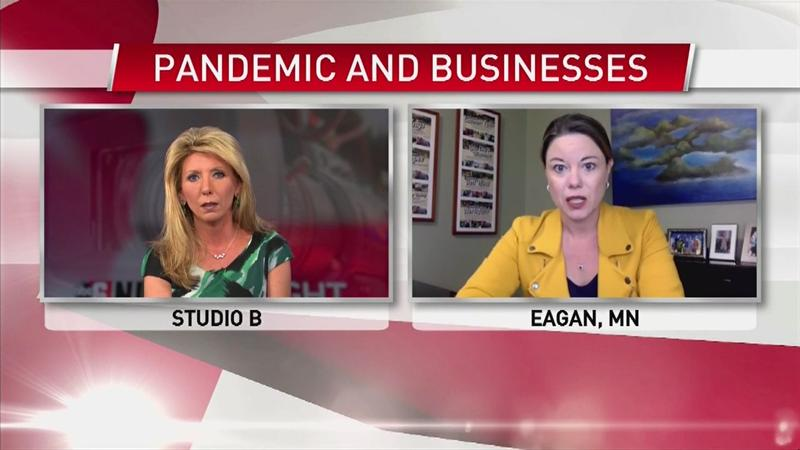 VIDEO: Rep. Angie Craig goes in-depth on businesses struggling amid the pandemic