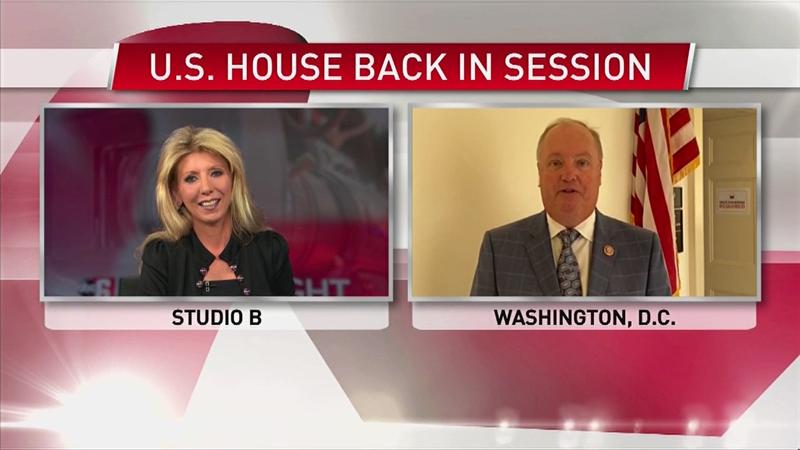 VIDEO: Rep. Hagedorn goes in-depth on U.S. House back in session