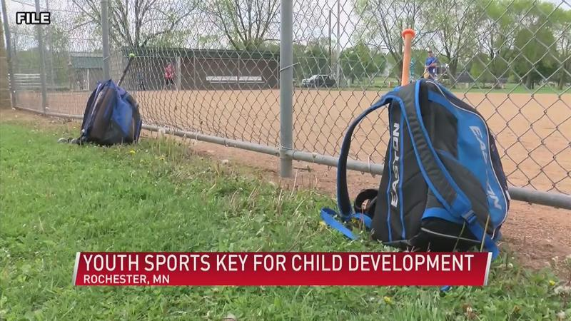 Youth sports returning to field safely