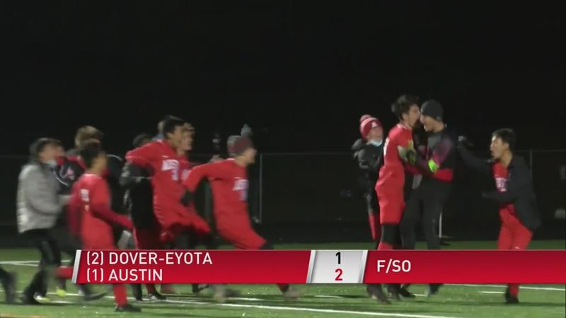 Austin Packers win 4th straight section title
