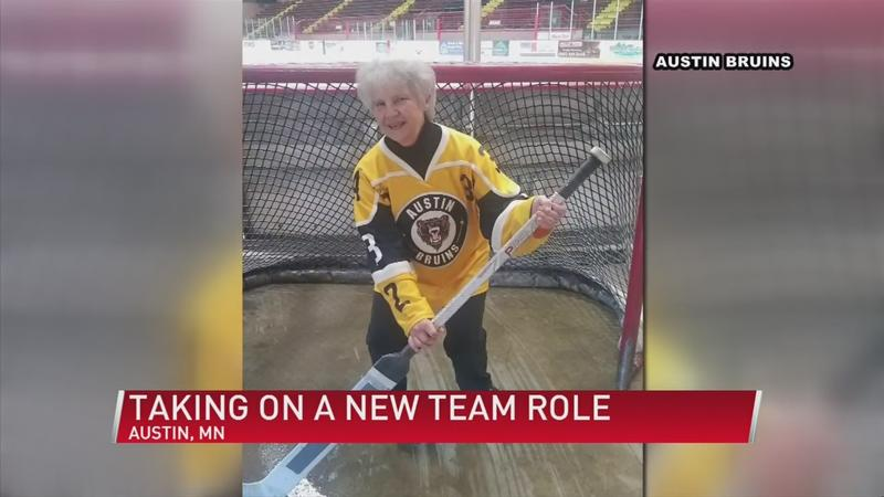 Bruins' unofficial Mama Bear taking on new role