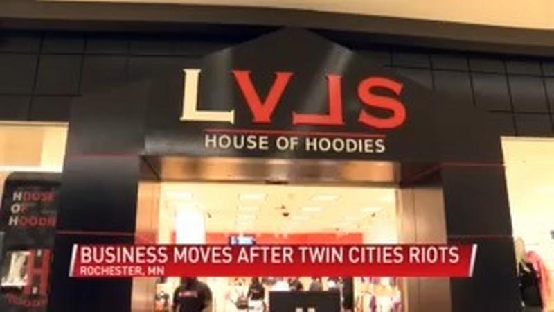 Business moves to Rochester after Twin Cities riots