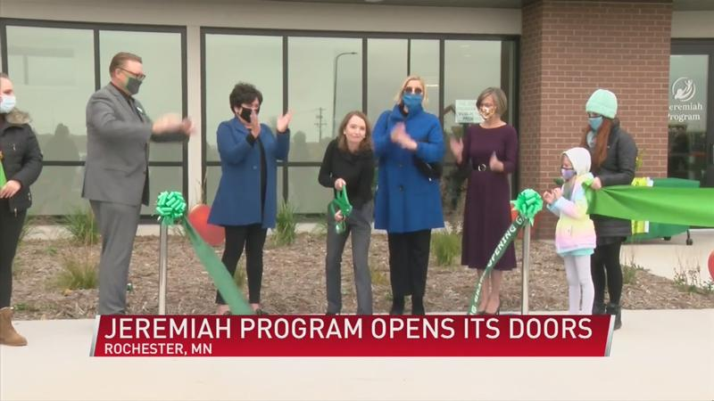 Jeremiah program celebrates opening of new campus in Rochester