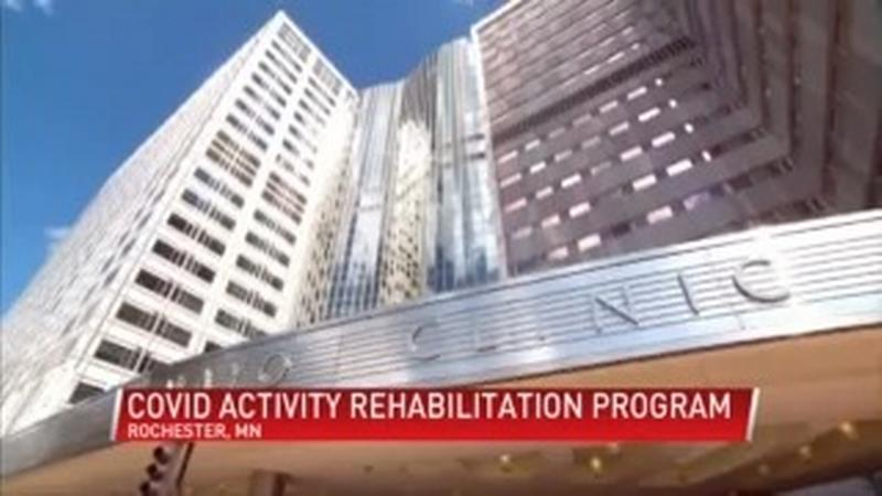 Mayo Clinic on post-COVID syndrome & rehab for long-hauler patients
