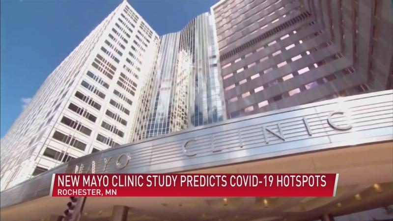 Mayo study shows web searches can help experts predict, respond to COVID-19 hot spots