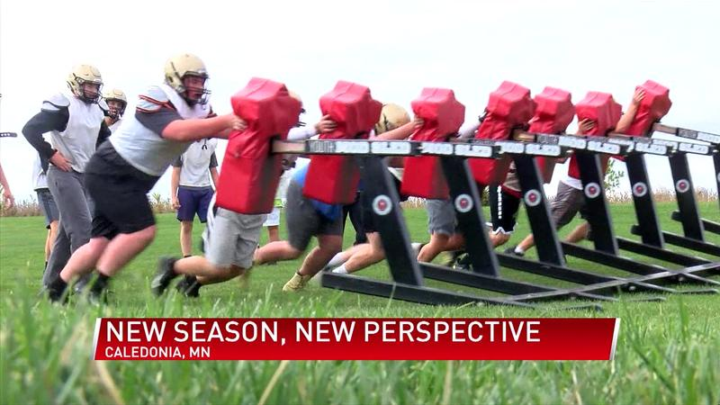 New season, new perspective for Caledonia Warriors