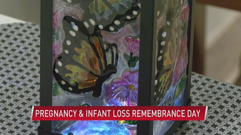 Pregnancy and infant loss memorial service helps families find comfort