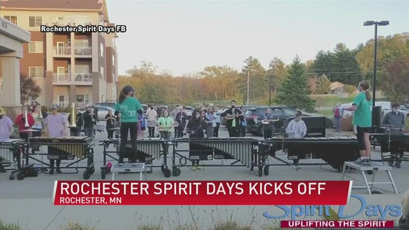 Rochester Spirit Days event kicks off, showcases community engagement