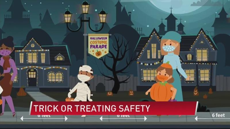 Trick-or-Treating safety recommendations