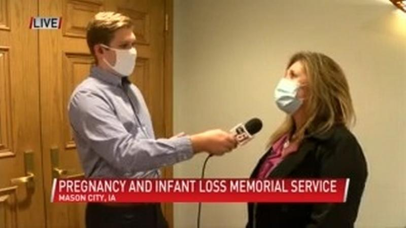 VIDEO: Live interview with Director of the Birth Center at MercyOne North Iowa