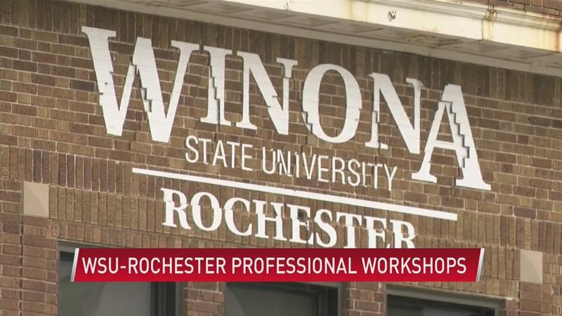 WSU-Rochester offers free professional workshop