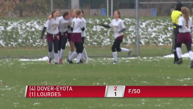 Wednesday's local scores & highlights