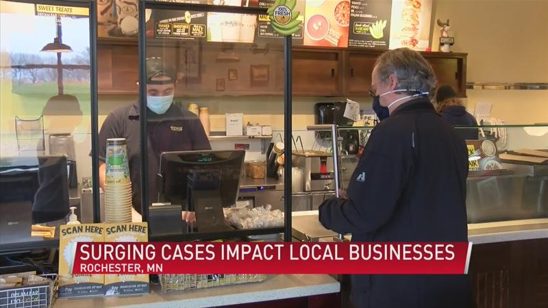 Local businesses seek additional financial support from government