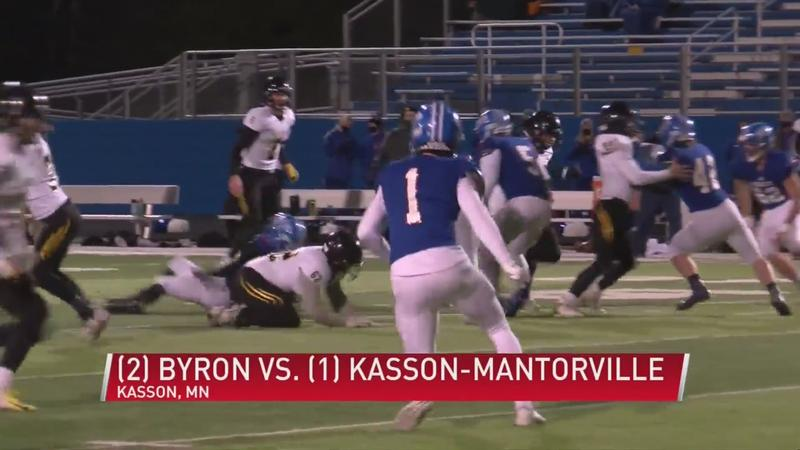 Section Football: Tuesday's local scores and highlights