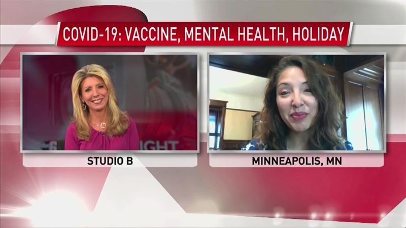 VIDEO: COVID-19: vaccine, mental health, holiday