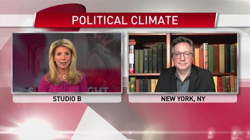 VIDEO: Political cartoonist and columnist goes in-depth on political climate