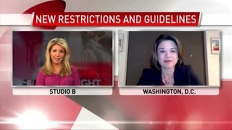 VIDEO: Rep. Angie Craig goes in-depth on the governor's new guidelines and restrictions