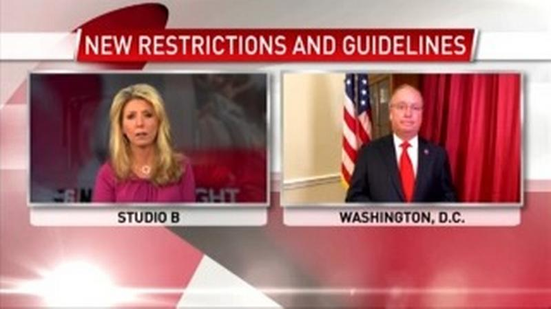 VIDEO: Rep. Jim Hagedorn goes in-depth on the governor's new guidelines and restrictions
