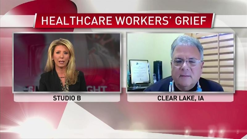 VIDEO: Retired heart surgeon goes in-depth on the support healthcare workers need