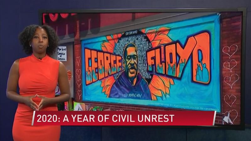 2020: A year of civil unrest