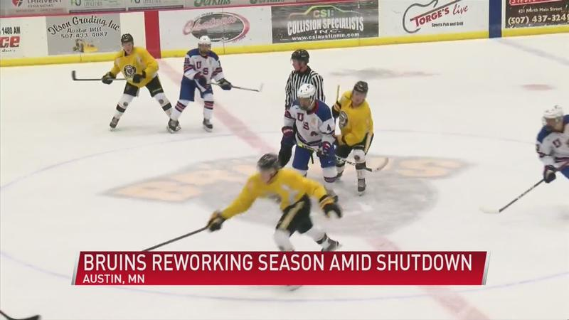 Bruins make changes to upcoming schedule