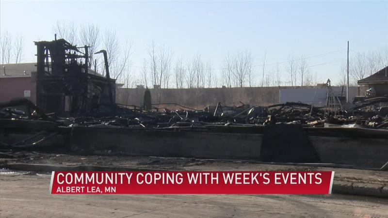 Community reacts to recent events in Albert Lea