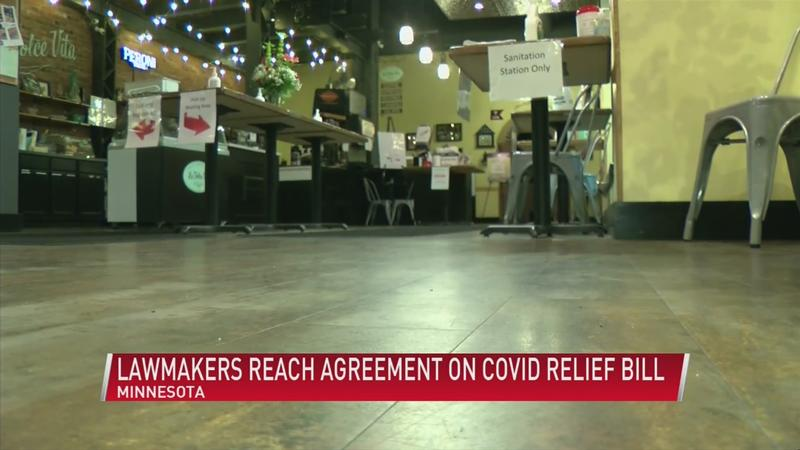 Minnesota COVID-19 relief bill projected to pass after weeks of negotiations