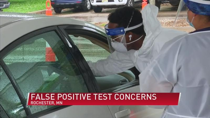 Rochester man tests positive and negative for COVID-19 in one day