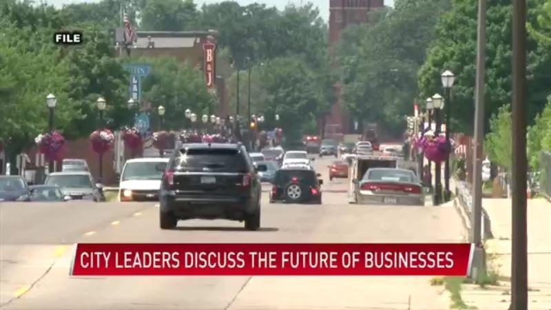 City leaders share their optimism for businesses in 2021