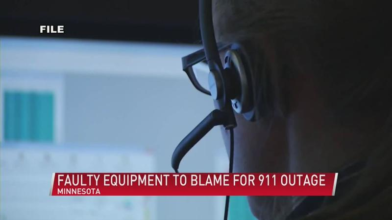 Faulty equipment in Wisconsin to blame for southeastern Minnesota 911 outages
