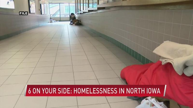 Homelessness in Northern Iowa goes unseen