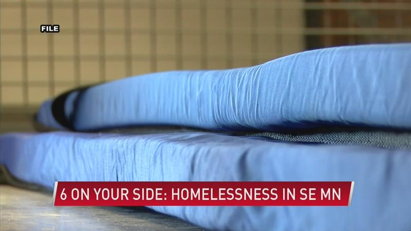 Homelessness in Southeast Minnesota