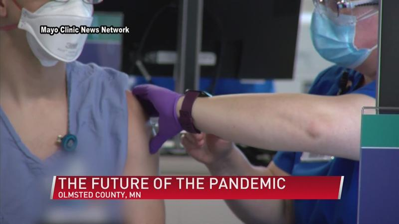 Mayo doctor who diagnosed first case of COVID-19 in Olmsted Co. talks future of pandemic