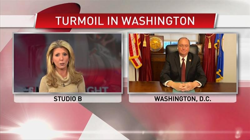 Rep. Hagedorn talks turmoil in Washington & calls for his removal from office