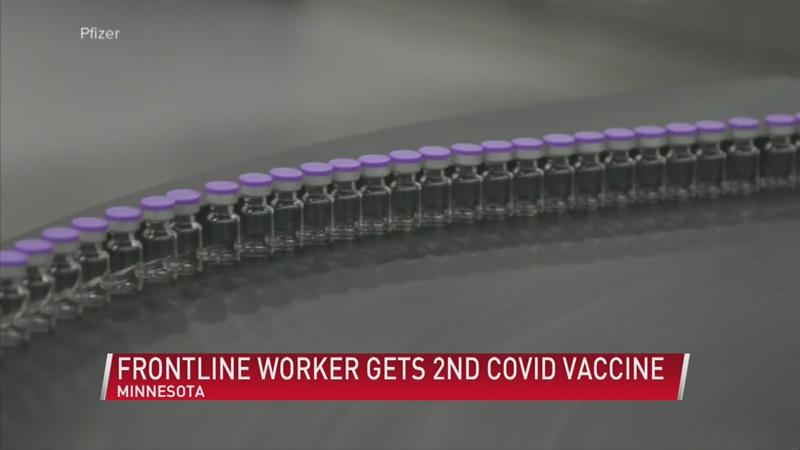 Rochester medical professional reacts to second Covid-19 vaccine